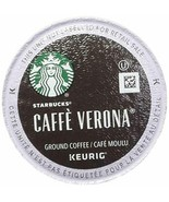 Starbucks K-cup sample item