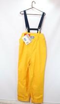 Vintage 90s New High Seas Mens Medium YS-8000 Fould Weather Gear Rain Bi... - $95.98