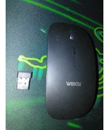 Slim 2.4GHz Wireless Optical Mouse Mice + USB 2.0 Receiver for PC Laptop... - $1.49