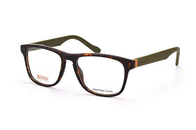 6f1730ae08e Boss Orange Eyeglasses 0180 Havana Matte and 12 similar items. S l1600