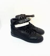 Puma Sky Hi II Sneakers Size 9 In Good Pre Owned Condition - $45.00