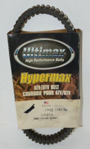Hypermax UA416 Ultimax High Performance ATV UTV Drive Belt Double Sided