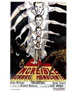 Reproduction of a poster presenting - Incredible Shrinking Man 09 - Post... - $24.74
