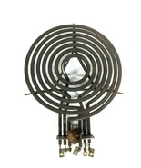 """WB30X357  GE Range Surface 3-Coil, 4-Wire 8"""" Burner - $128.69"""