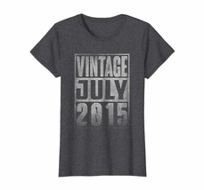 Brother Shirts - Vintage JULY 2015 Classic Straight Outta 3 Years Old Be... - $19.95+