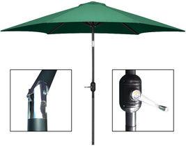 8 ft Aluminum Outdoor Patio Garden Umbrella Mar... - $69.99