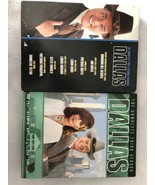 DALLAS The Complete First Second Third Season DVD sets 1 2 3 1-3 TV Mint - $38.69