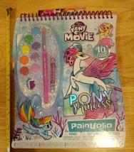 My Little Pony Movie Seapony Sea Pony Watercolor Portfolio Paintfolio 10... - $14.00