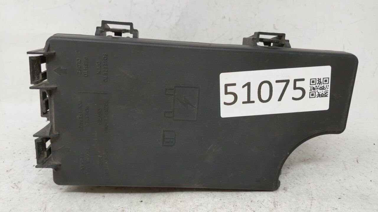 2011-2014 Dodge Avenger Fusebox Fuse Box Relay Module Tipm 04692346ae 51075   Controls