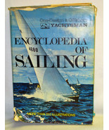Encyclopedia Of Sailing From One-Design & Offshore Yachtsman 1971 FE HC Illus - $9.05