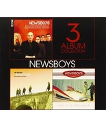 3 ALBUM COLLECTION by Newsboys - $25.95