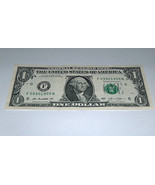 2013 Bill US Bank Note Date Birthday Year September 30 0930 1909 Fancy S... - $14.08