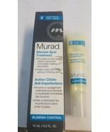 Murad Rapid Relief Acne Spot Treatment 0.5 oz in box rare old ingredients - $24.74