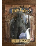 Harry Potter 2001 Mattel Mountain Troll Deluxe Creatures Collection MIP New - $33.25