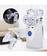Mini Portable Handheld Devices Home USB Rechargeable Nebulizer for Adult... - $56.64