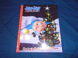 New Jay Jay the Jet Planes Christmas Adventure Book - Hardcover  - $7.00
