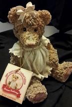 Dandee International Lee Capozzi 2001 June Ed Briana Feathermay Bear Fig... - $18.37