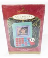 Hallmark keepsake christmas ornament counting on success photo holder - $7.92