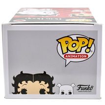 Funko Pop! Betty Boop & Pudgy Black & White Entertainment Earth Exclusive Figure image 6