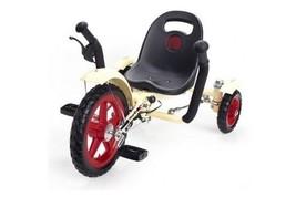 New Mobo Kids Tot IVORY Ergonomic 3 Wheel Child Cruiser - $199.00