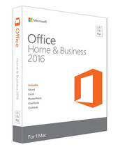 Office 2016 Home & Business for Mac - $24.99