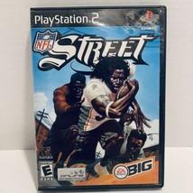 NFL Street (Sony PlayStation 2 PS2, 2004) EA Sports Big Football - $17.99