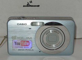"Casio EXILIM ZOOM EX-Z80A 8.1MP Digital Camera 3x Optical 2.6"" LCD - $46.75"