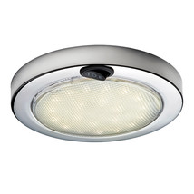 Aqua Signal Colombo LED Dome Light - Warm White/Red w/Stainless Steel Housing [1 - $70.01