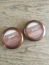 2 x Jane Shimmering Bronzer #15 Mojave Sealed FREE SHIPPING - $11.75