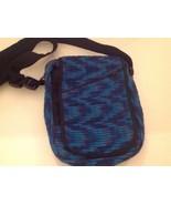 Vintage 1990's El Huarache Guatemala Woven Purse Messenger Crossbody Bag... - $38.69