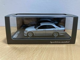 Ignition Model 1:43 Toyota Crown GRS180 3.5 Athlete Silver IG1505 18Crow - $272.75