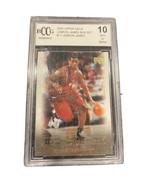 2003 Lebron James Upper Deck Rookie #11 BCCG Beckett 10 MINT  - $140.25