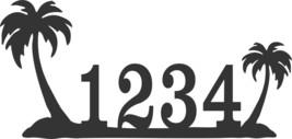 Palm Tree Customized/Personalized Address Sign - $24.99
