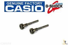 CASIO G-Shock GWG-1000 Stainless Steel (Gun Metal) Watch Band Screw (QTY 2) - $26.95