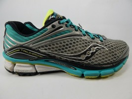 Saucony Triumph 11 Size 9 M (B) EU 40.5 Women's Running Shoes Grey Teal S10223-4