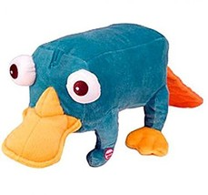 Disneys Phineas and Ferb 14 Inch Talking Plush Figure Perry - $51.95