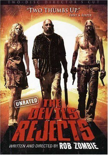 The Devil's Rejects Unrated [DVD New] Horror Zombie