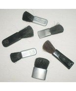 6 assorted makeup brushes - $1.97