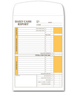 Daily Cash Envelope - 250 Count - $56.50
