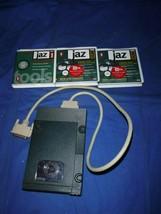 iomega V1000S 1GB Jaz Drive External SCSI w/ disk No Power Adapter  - $59.39