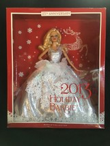 2013 Holiday Barbie 25th Anniversary Special Edition - $17.82
