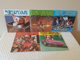 Gremlins Book & Record Lot 0f 5 NEW! Gift of Mogwai ~Gizmo & Gremlins~Es... - $30.00