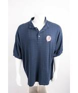 Genuine Merchandise Men's New York Yankees Polo Shirt XL Blue Pro Edge d... - $24.74
