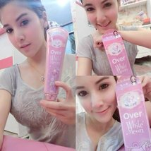 OVER WHITE NEON GLUTA LOTION MOISTURISER STRONG WHITENING LIGHTENING SKIN - $25.00