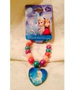 DISNEY FROZEN ELSA BRACELET (Style #3) New!  More Frozen  Available, Too! - $2.96