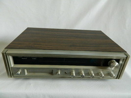 Fisher Integrated Component System MC-3000 AM/FM Stereo Receiver W\8 Track - $50.00