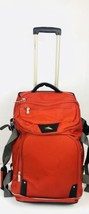 High Sierra Wheeled Backpack Adventure Travel Gear Orange Sierra-Lite AT3 - $65.44