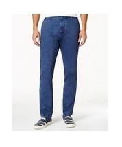 TOMMY HILFIGER Mens Custom Fit CHINO STYLE JEANS Size 36W x 30L - $89.50... - $29.39