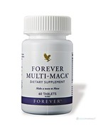 Forever Multi-Maca Dietary Supplement 60 Tablets - $29.88