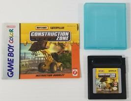 MI) Matchbox Caterpillar Construction Zone (Nintendo Game Boy Color, 199... - $10.57 CAD